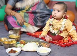 Annaprashna ( Bengali First Rice Ceremony ) Photography by Balaram Roy