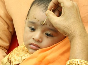 Annaprashna ( Bengali First Rice Ceremony )Photography by Balaram Roy